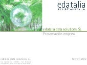 edatalia: signature solutions partner