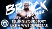 Present Yourself and Tell Your Story Like A WWE Superstar!