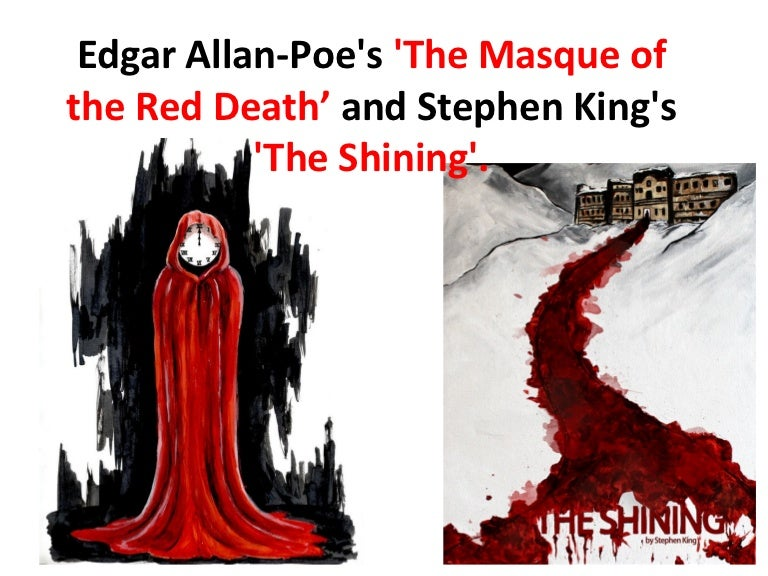 Edgar Allan Poes The Masque Of The Red Death Back Up