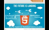 HTML5 and its impact on technical communication
