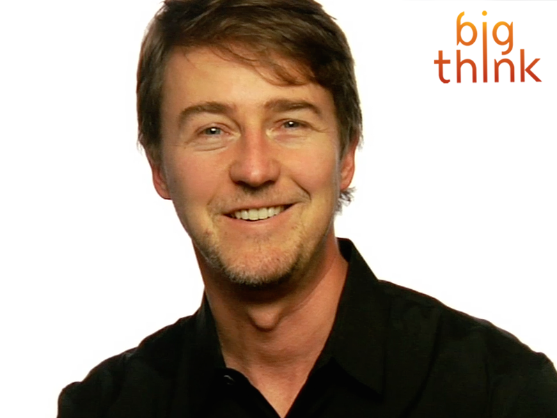 Learn How to Overcome Obstacles, with Edward Norton