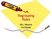 Edt 660 regrouping rules