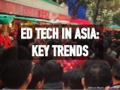 Ed Tech in Asia: Key Trends and Opportunities