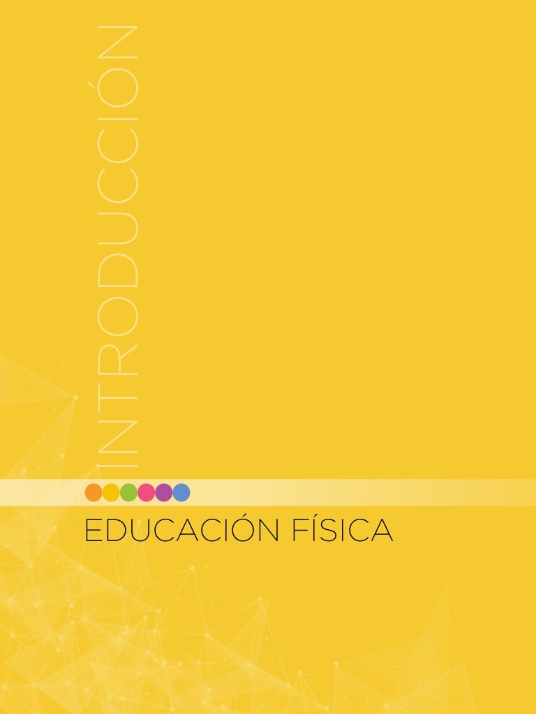 Educacion fisica, nuevo curriculo