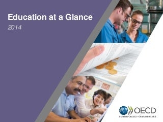 Education at a Glance 2014 - Key Findings