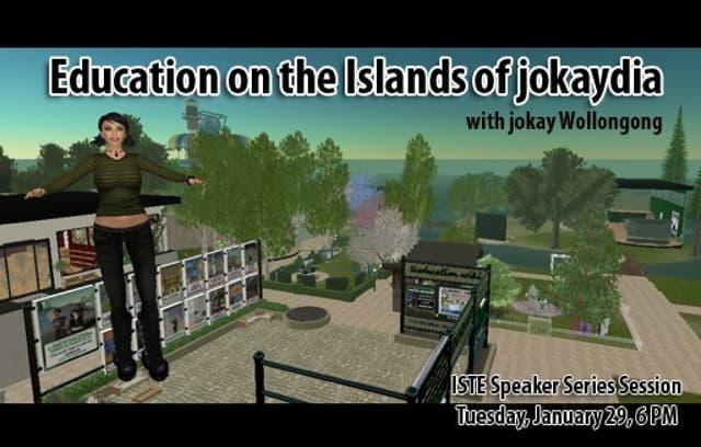 Education on the Islands of jokaydia