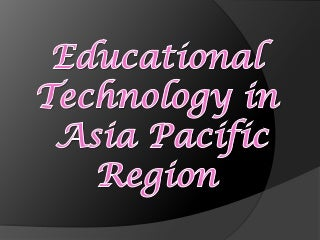 Masters thesis in educational technology