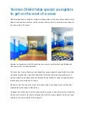 Wall & Edge Protection in Education
