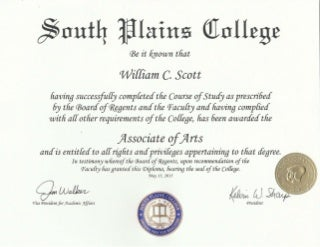 Should I go for a bachelor's degree or stick with the associates degree?