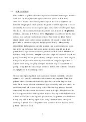 Double spaced typed essay