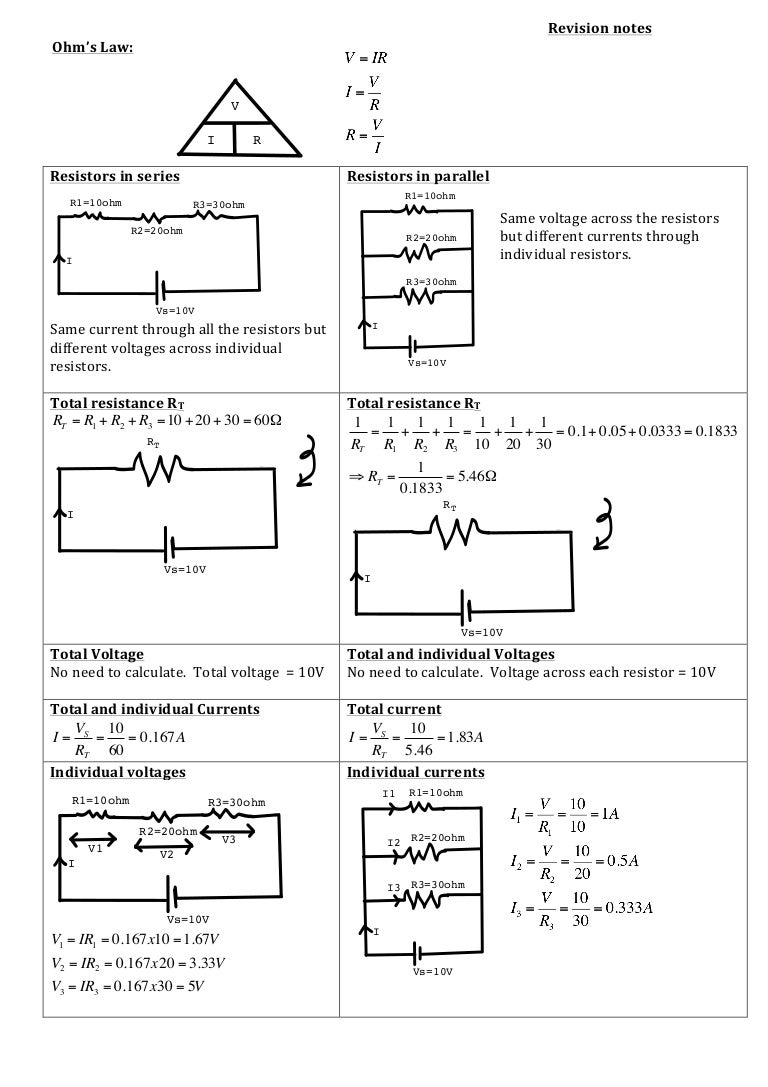 Images about ohms law high school on pinterest wiring diagram component  practice worksheet mr murrays website ap physics answers answer key final1  study gui