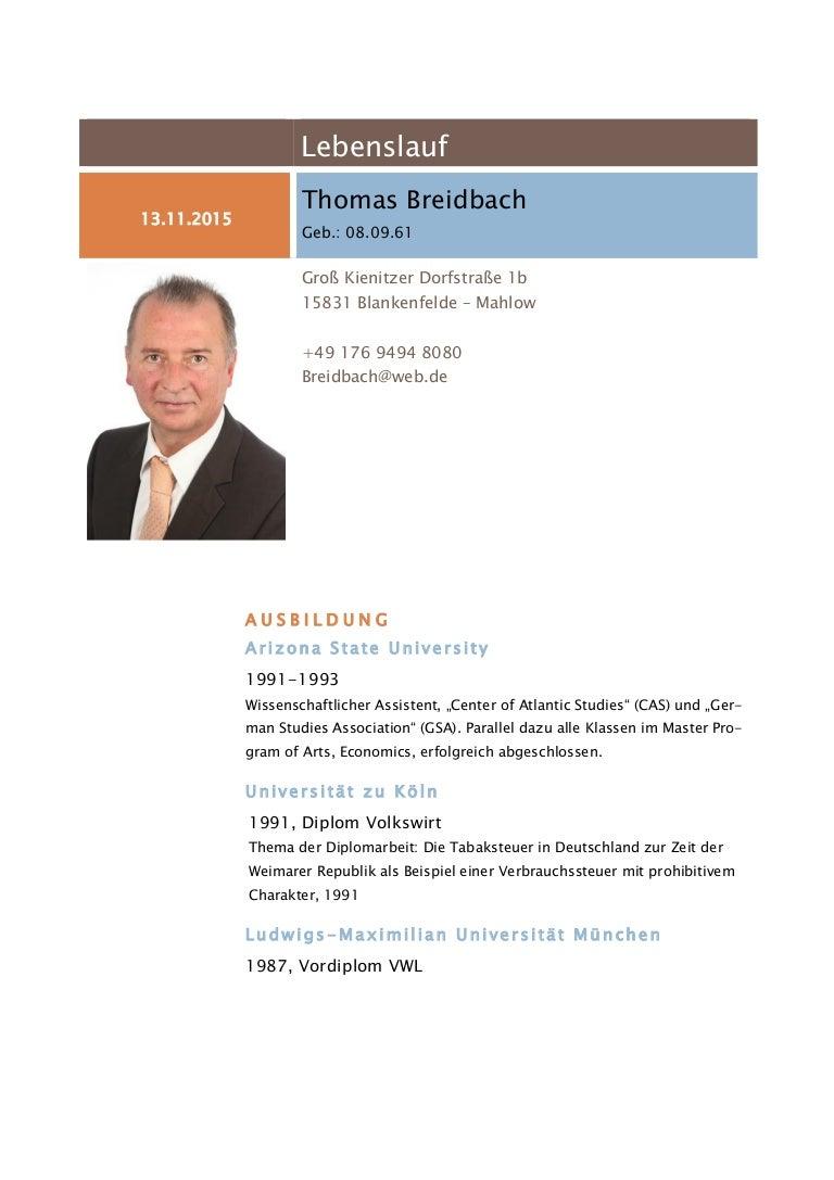 Ungewöhnlich Beispiel Lebenslauf Für Business Analyst In Der ...