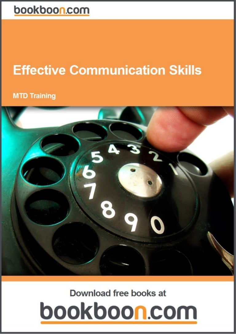 Effective communication skills fandeluxe Choice Image