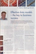 Effective Data Models Data Management