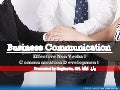 Effective non verbal communication in the business communication