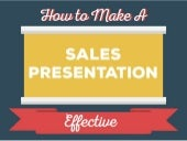 How to make an Effective Sales Presentation?