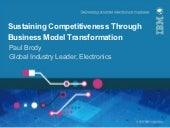 B2B Transformation in the Electronics Industry