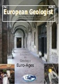 European Geologist nº 30 - Dec. 2010