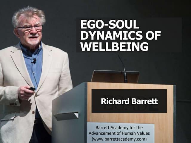 Ego soul dynamics of wellbeing