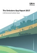 UNEP 2017 Emission Gap Report