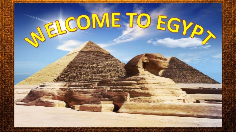 About Egypt Power Point
