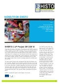 EHISTO - External Newsletter