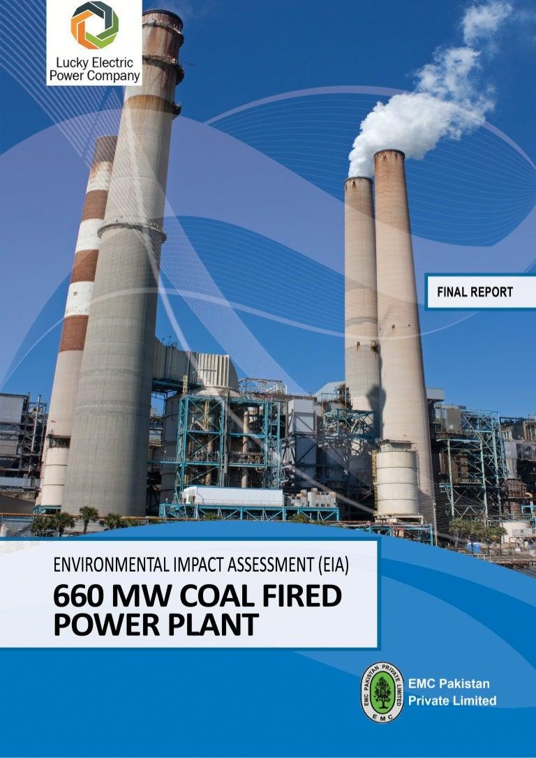 Eia lucky electric power company 660 mw coal power project