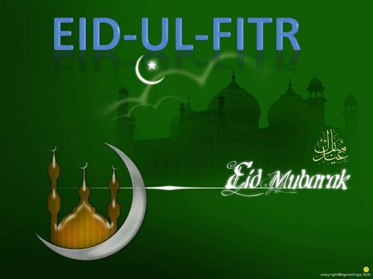 Eid-ul-Fitr celebrations mark the end of month-long Ramzan