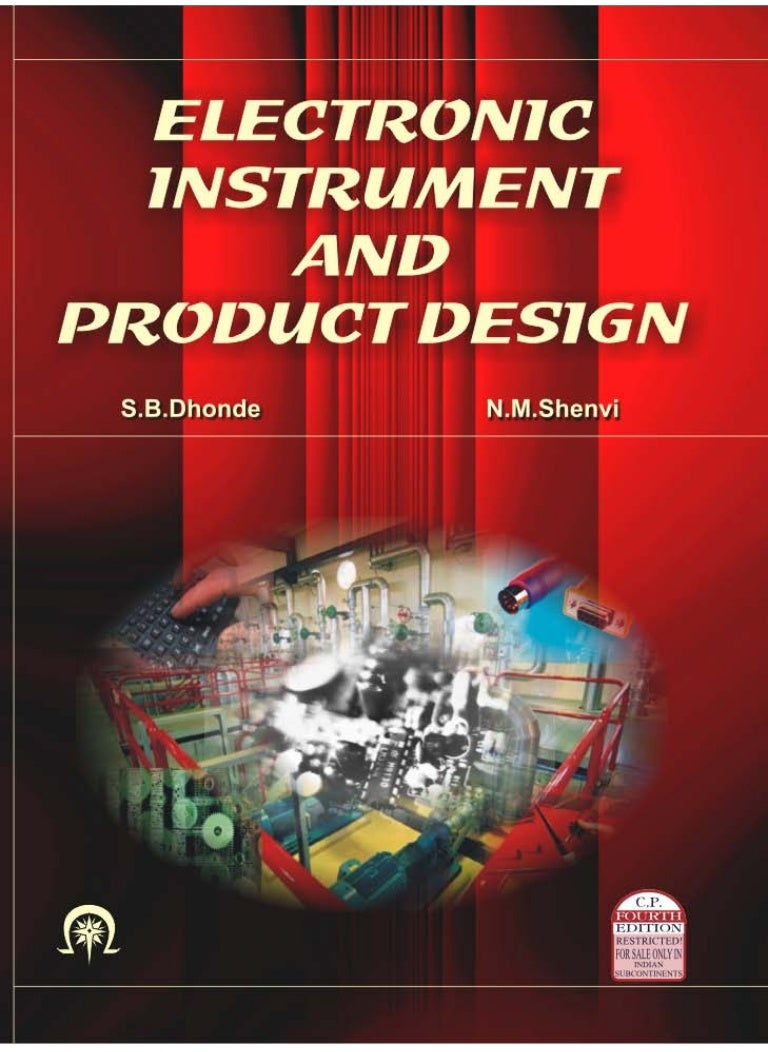 Electronic Instrument And Product Design Analog Circuits Textbook Pdf