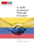 A path to peace through inclusion