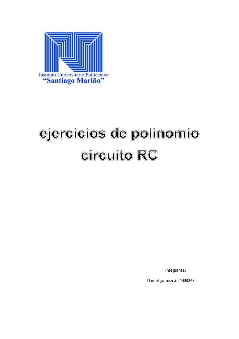 Circuito Rc : Circuito rc