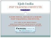Are you looking for a php training institute in kolkata?