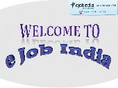 Ejob india - software training institute in kolkata