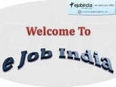 Ejobindia enables each fresher to build up a dream career in software industry.