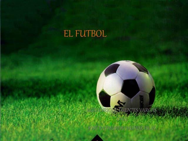 El futbol