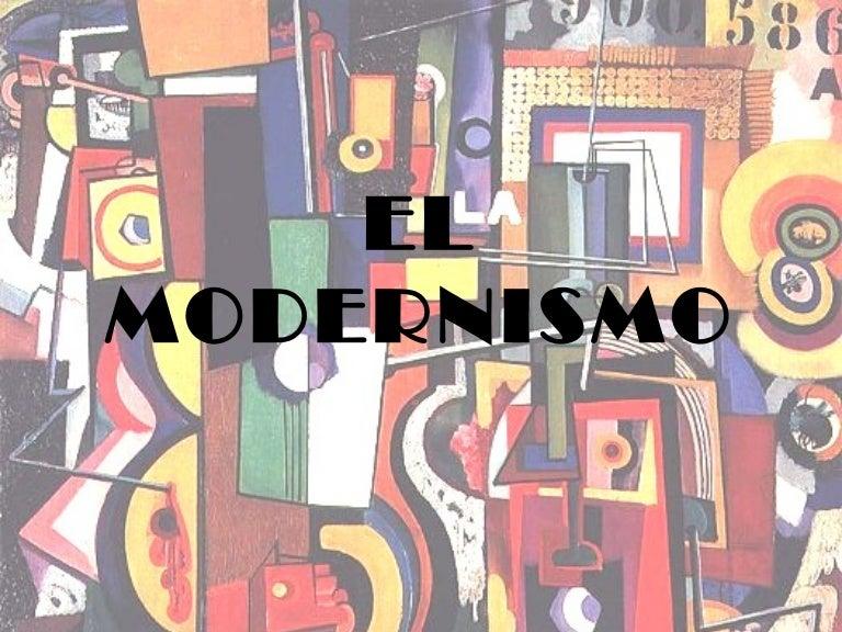 El modernismo 4