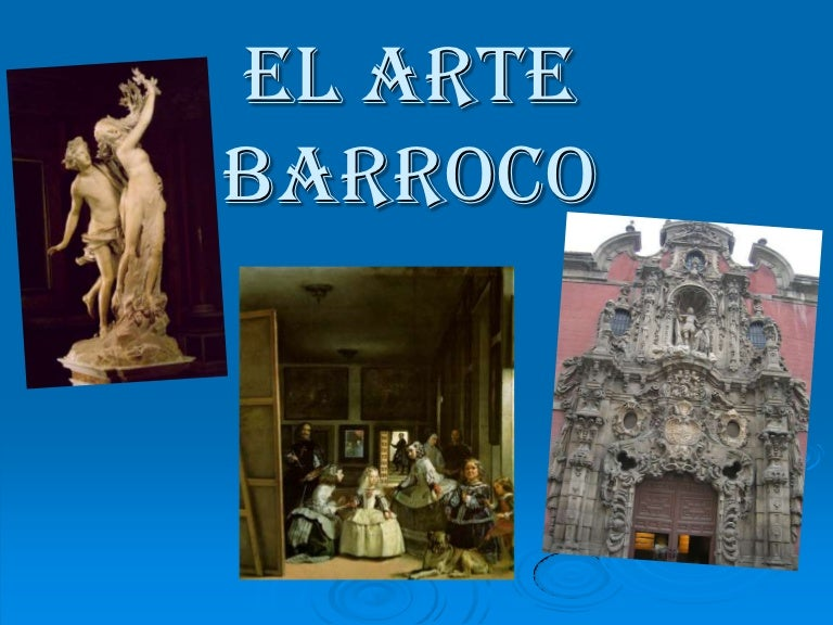 Resultado de imagen de características del barroco vs renacimiento arte pps