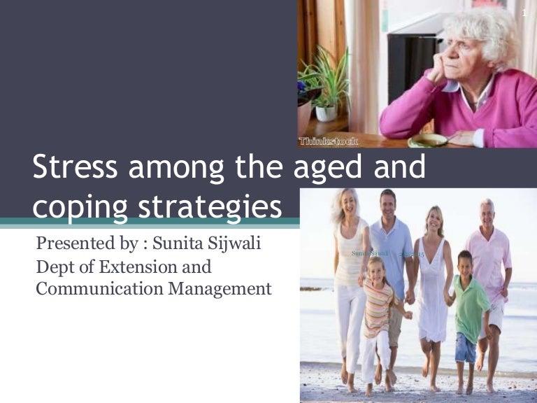 stress among elderly