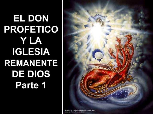 El Don Profetico