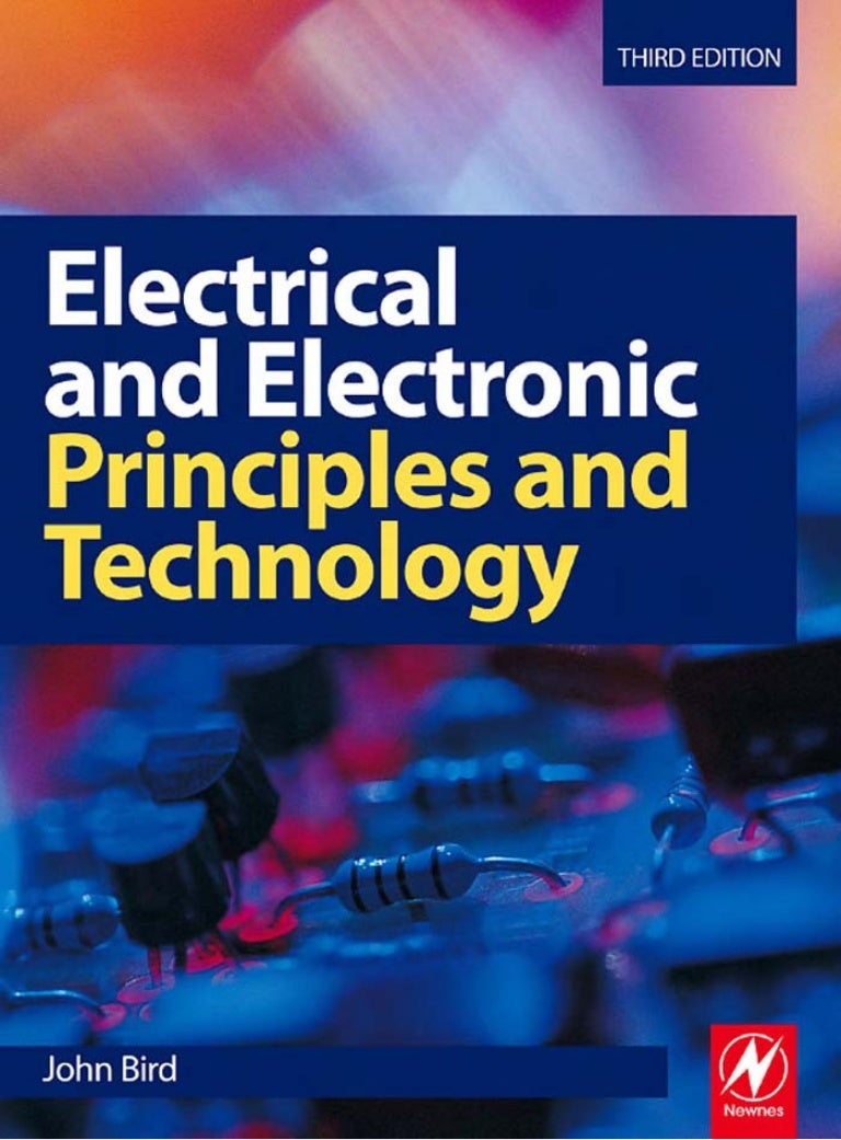 Electrical And Electronic Principles Technology Third Edition Imp Subwoffer Wiring Diagram Internal Resistance Tester For Batteries