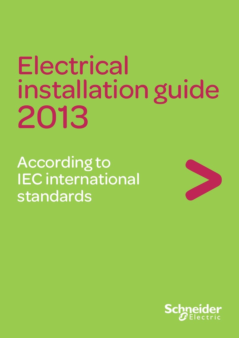 electrical installation guide 2013 rh slideshare net schneider electric electrical installation guide 2015 pdf schneider electric electrical installation guide pdf