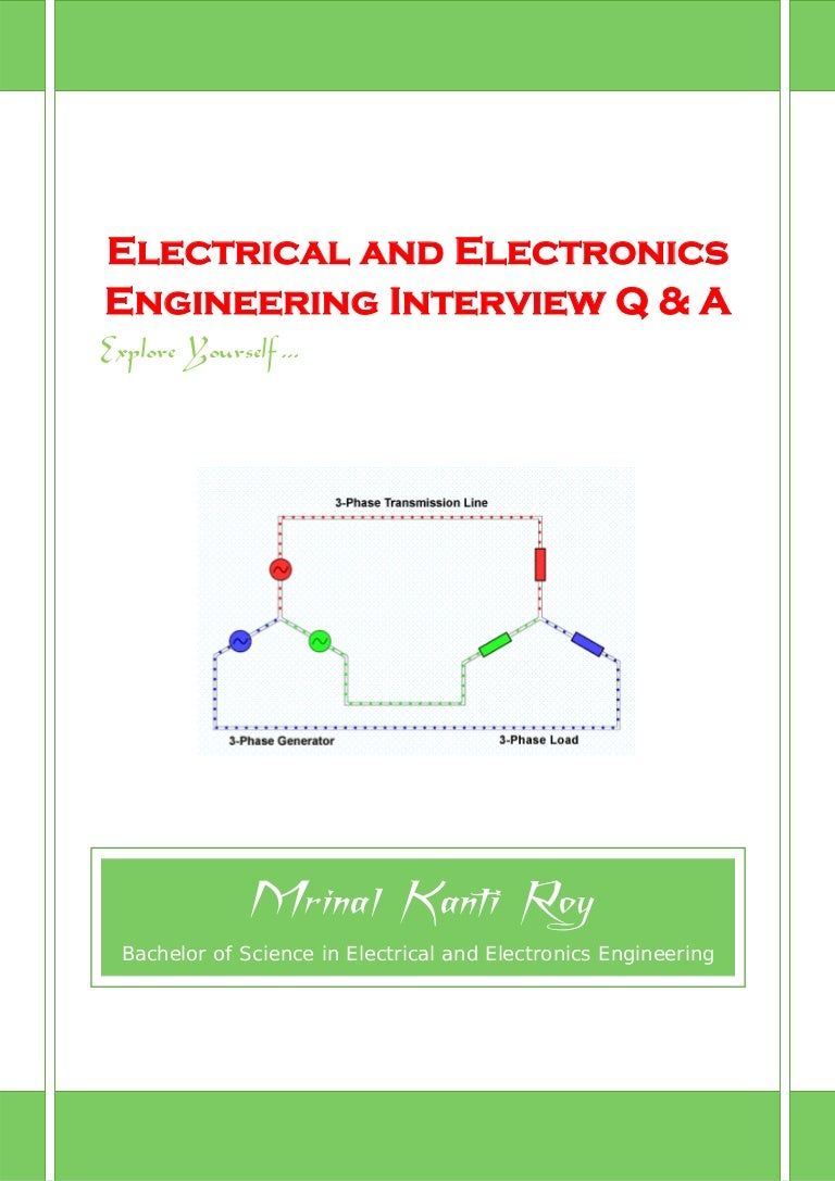 Electrical And Electronics Engineering Interview Q A Residential Wiring Book Answers