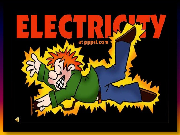 Electrical Dangers Powerpoint