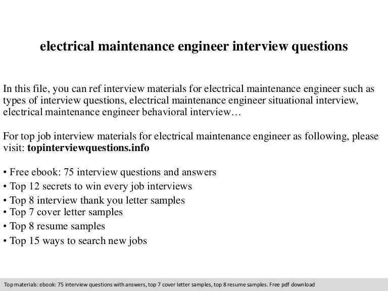 electricalmaintenanceengineerinterviewquestions-140902184925-phpapp02-thumbnail-4.jpg?cb=1409683801