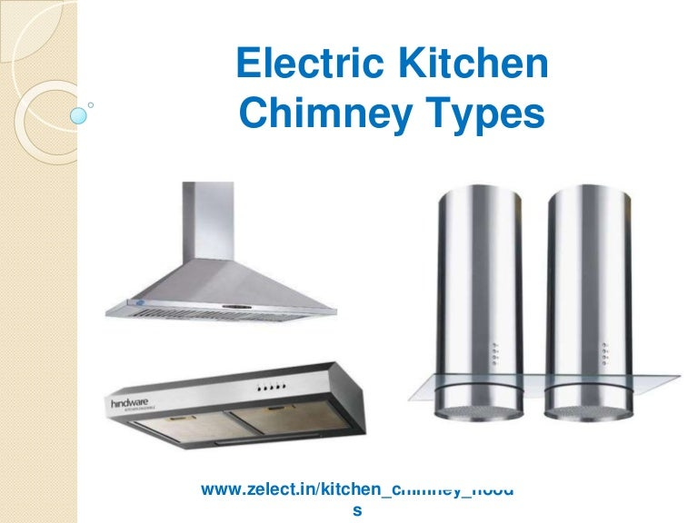 Kitchen Chimney Types