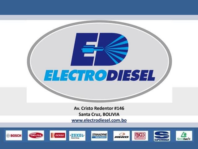 Presentación Electro Diesel