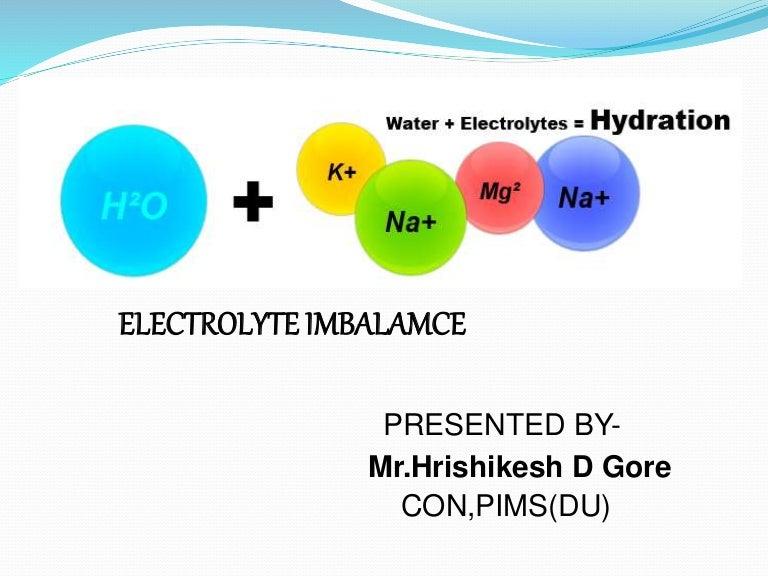 electrolytes imbalance, Skeleton