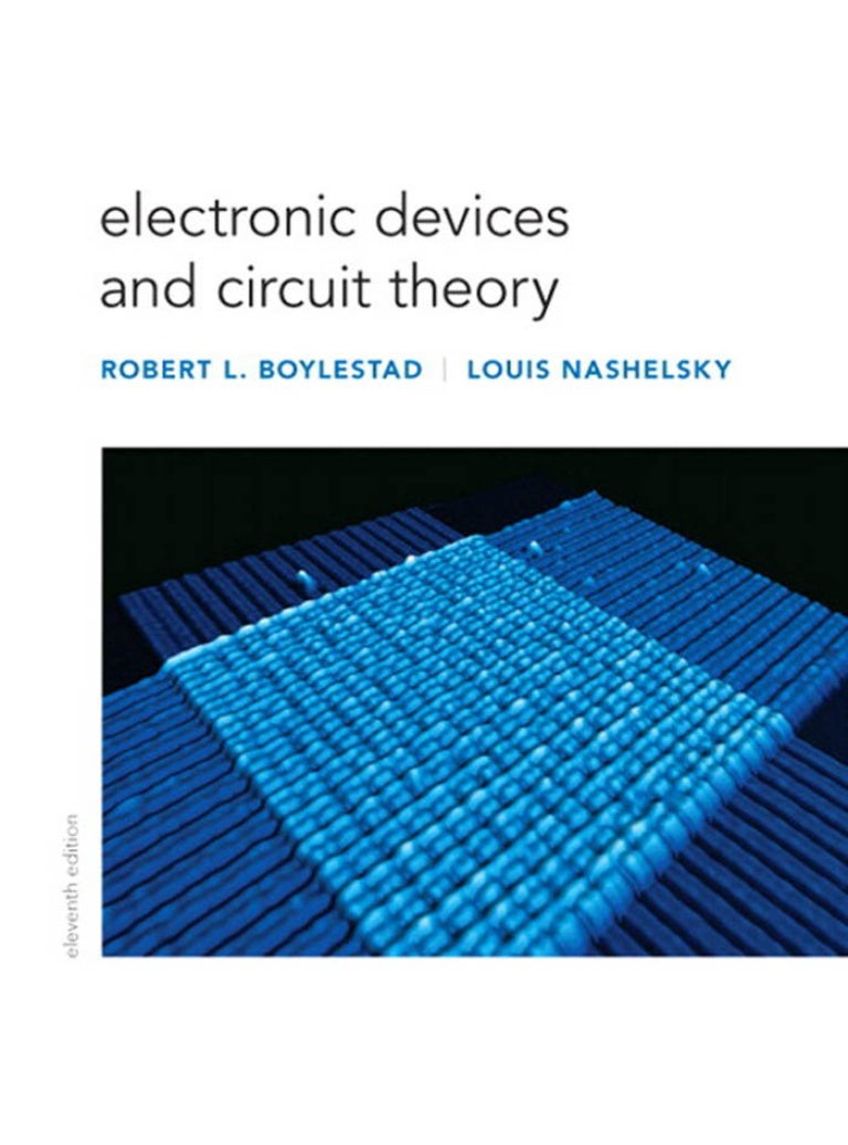 Electronic Devices And Circuit Theory 11th Ed Design Textbook Pdf