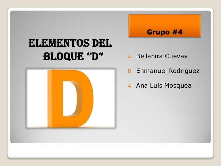 Elementos del bloque d elementosdelbloqued 140516152403 phpapp01 thumbnail 4gcb1400253891 urtaz Gallery