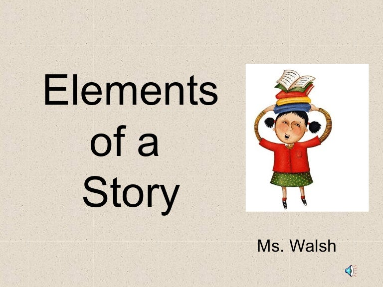 theme of a story ppt